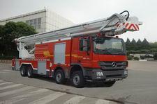 XZJ5430JXFJP80型徐工牌举高喷射消防车图片