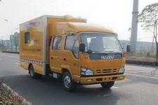 韩中深冷牌ZHJ5060XJC型气瓶检测车图片