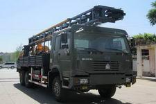 京探牌BT5200TZJXYC-44型钻机车