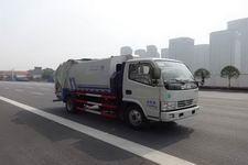 九通牌KR5071ZYS4型压缩式垃圾车图片