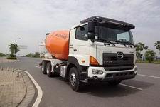 楚天牌HJC5253GJBD2型混凝土搅拌运输车