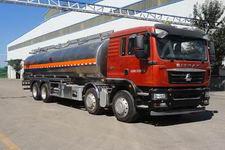 昌骅牌HCH5320GYYZ型铝合金运油车图片