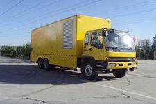 凯特牌BKC5250XDYD型电源车