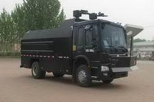 中天之星牌TC5160GFB型防暴水罐车图片