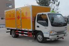 程力威牌CLW5070XQYH4型爆破器材运输车