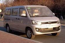 4.2米|6座解放两用燃料多用途乘用车(CA6420A40CNG)