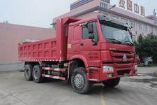 炫虎后双桥,后八轮自卸车国四339马力(DAT3250ZZ)