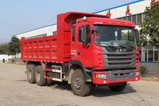 凯烁牌KSQ3251ZZX型自卸汽车