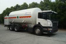 查特牌CTZ5261GDY型低温液体运输车图片
