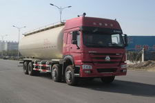 豫新牌XX5317GFLA4型低密度粉粒物料运输车图片