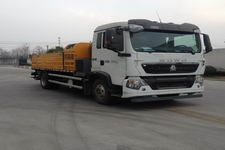 XZJ5150THB型徐工牌车载式混凝土泵车图片
