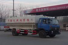 程力威牌CLW5160ZSLT4型散装饲料运输车