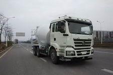 楚天牌HJC5250GJBD3型混凝土搅拌运输车