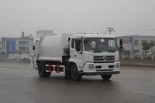 国五东风天锦天然气压缩垃圾车