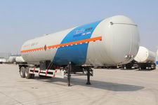 安瑞科(ENRIC)牌HGJ9280GRQ型易燃气体罐式运输半挂车图片