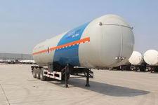 安瑞科(ENRIC)牌HGJ9380GRQ型易燃气体罐式运输半挂车图片