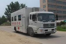 東風天錦體檢醫療車