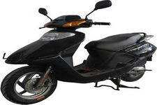 古思特牌GST110T-13A型两轮摩托车图片
