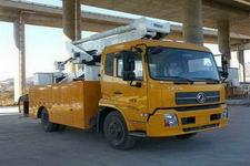 奥扬牌QAY5120JGK型高空作业车图片