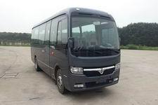 7.5米尼欧凯QTK6750HLEV纯电动客车