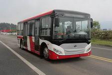 7.8米通工TG6781BEV1纯电动城市客车
