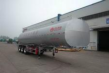 万事达牌SDW9409GSY型铝合金食用油运输半挂车图片