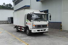 东风牌EQ2040XXYF型越野厢式运输车图片