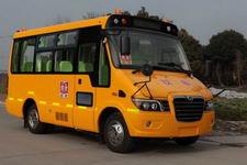 6米|10-18座海格中小学生专用校车(KLQ6606XQE4A3)
