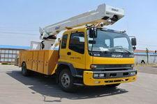 奥扬牌QAY5131JGK型高空作业车图片