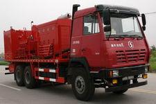 四钻牌SZA5194TGJ12型固井车
