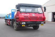 通石牌THS5250TYC4型运材车图片