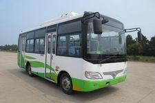 6.6米山西SXK6662GBEV纯电动城市客车