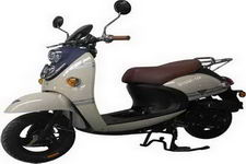 古思特牌GST50QT-18A型两轮轻便摩托车图片