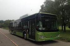 金马牌TJK6124BEV型纯电动城市客车