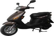 古思特牌GST100T-9A型两轮摩托车图片