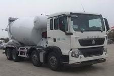 柳工牌YZH5310GJBT5D型混凝土搅拌运输车