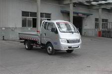 福田牌BJ1046V9PB5-K5型排半载货汽车图片