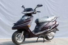 本特利牌BTL125T-5C型两轮摩托车图片