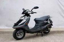 本特利牌BTL125T-C型两轮摩托车图片