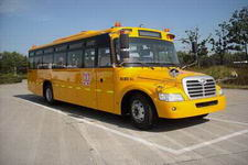 海格牌KLQ6106XQE4型小学生校车图片