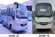 东风牌EQ6608PC型客车图片4