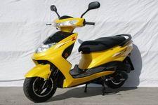 本特利牌BTL125T-4C型两轮摩托车图片