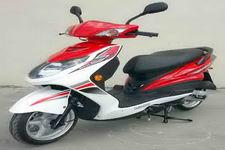 台虎牌TH50QT-23C型两轮轻便摩托车图片