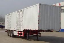 龙亿达13.5米31.5吨3轴厢式运输半挂车(CYL9402XXY)