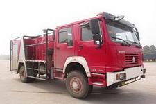 重汽豪沃森林消防车