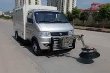 东风牌EQ5030TSLBEVS型纯电动扫路车图片