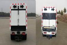 东风牌EQ5030TSLBEVS型纯电动扫路车图片4