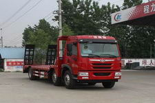 程力威牌CLW5255TPBC4型平板运输车