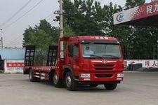 程力威牌CLW5255TPBC4型平板運輸車