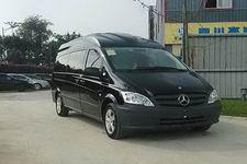铜江牌TJX5032XSW型商务车